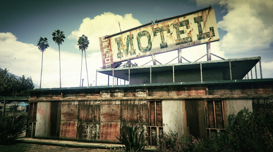 Photo Spot: Abandoned Motel