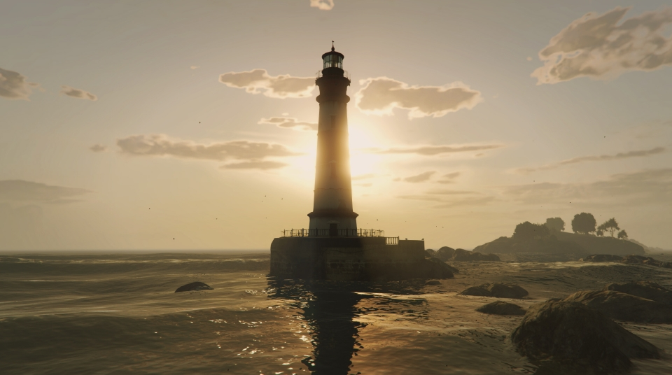 El Gordo Lighthouse
