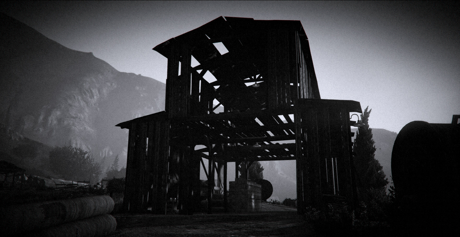 Barn, Grapeseed, GTA V