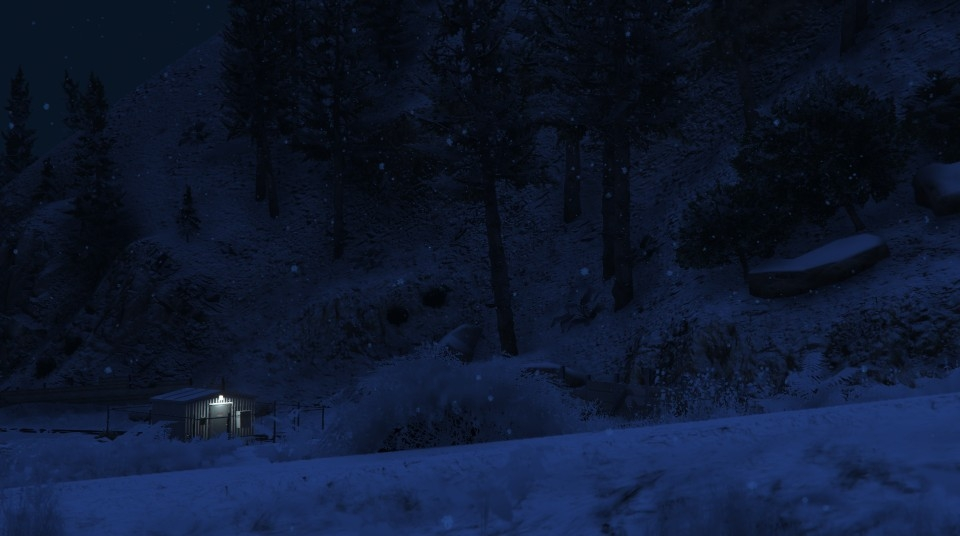 Shed, Paleto Forest