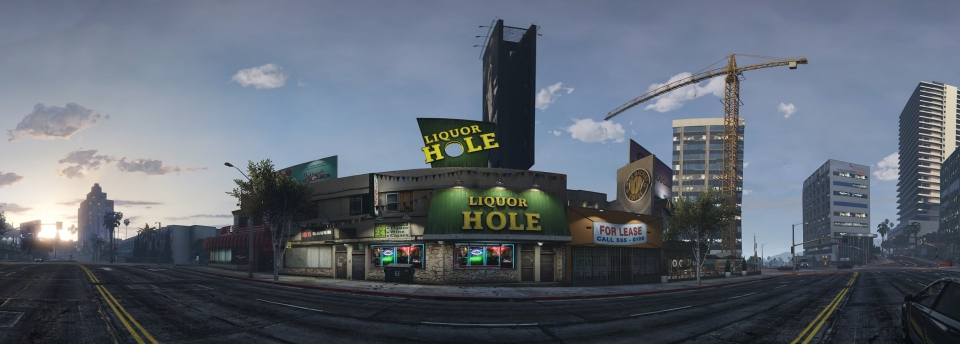Liquor Hole – High Res Pano