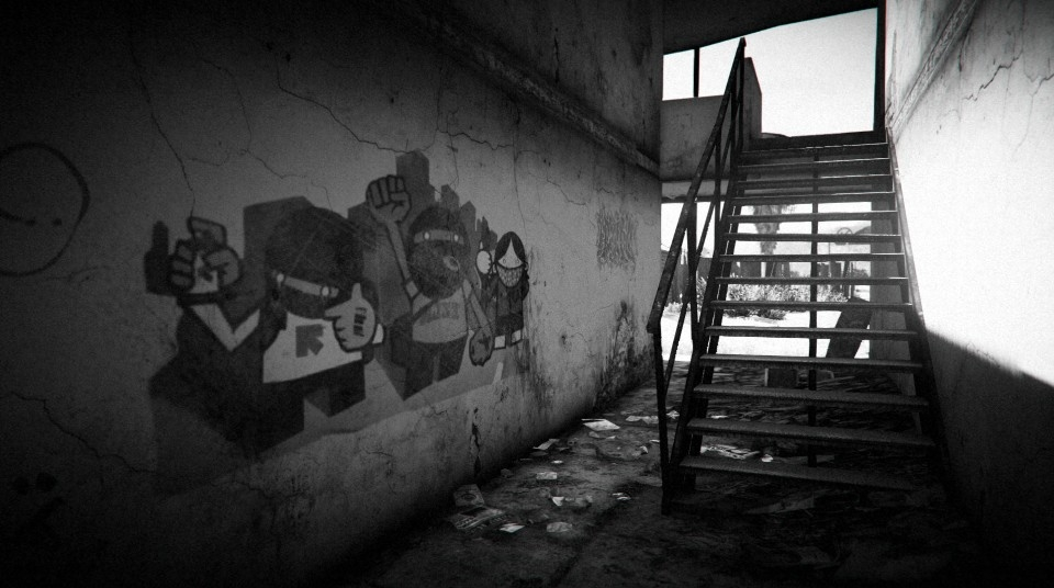 Sandy Shores, Street Art